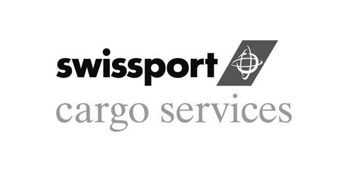 Swissport, Kunde, Logo, Loftagentur