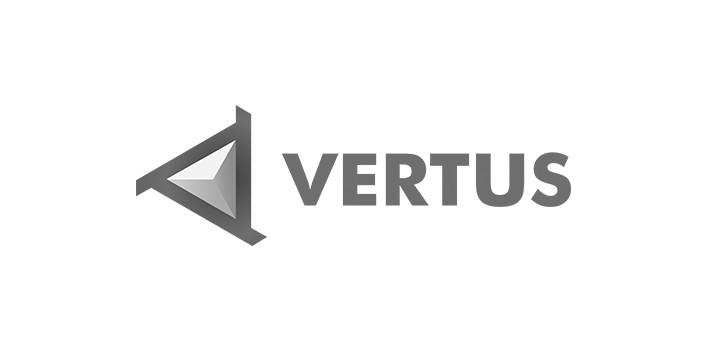 Vertus, Kunde, Logo, Loftagentur