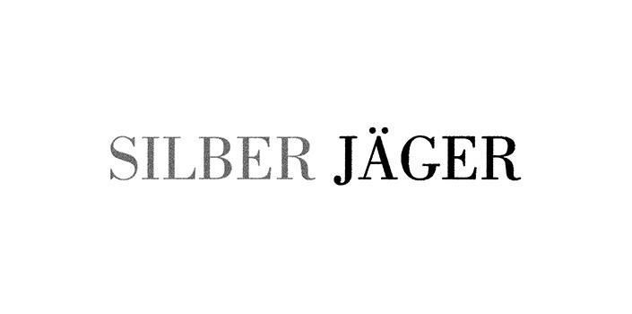 Silber Jäger, Kunde, Logo, Loftagentur