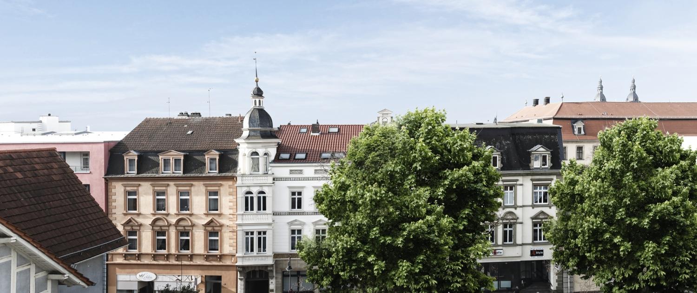 Immobilienmarketing - Stadthaus am Sterngarten