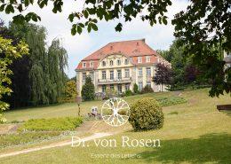 Dr. von Rosen, Logo, Loftagentur