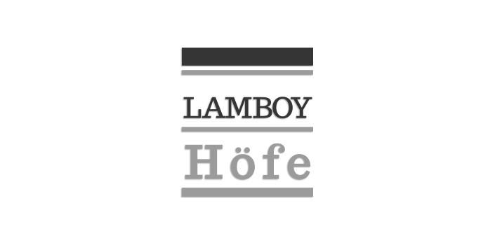 Lamboy Höfe, Projekt, Logo, Loftagentur