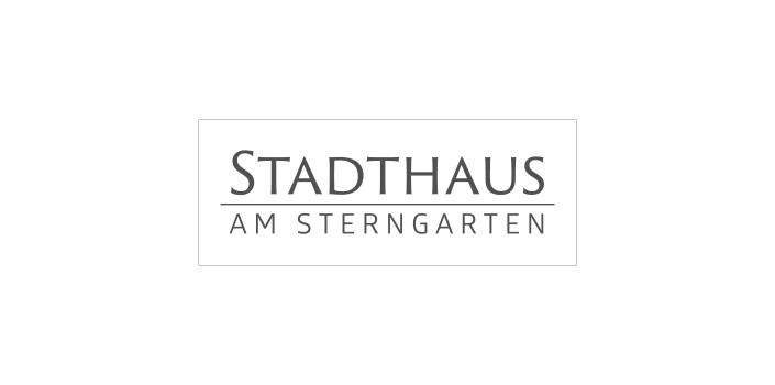 Stadthaus am Sterngarten, Projekt, Logo, Loftagentur