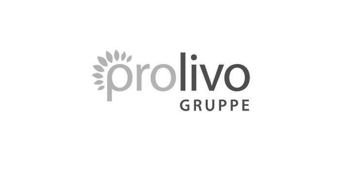 Prolivo, Kunde, Logo, Loftagentur