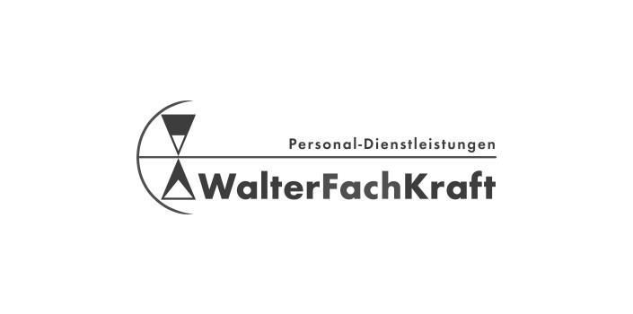 WalterFachKraft, Kunde, Logo, Loftagentur