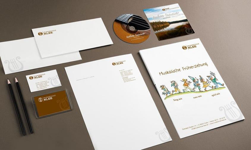 Musikschule Klee In Fulda Petersberg Bekommt Neues Webdesign