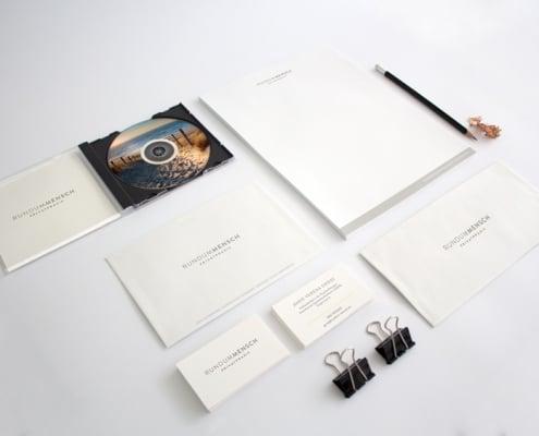 Corporate Design und Webdesign - Rundum Mensch