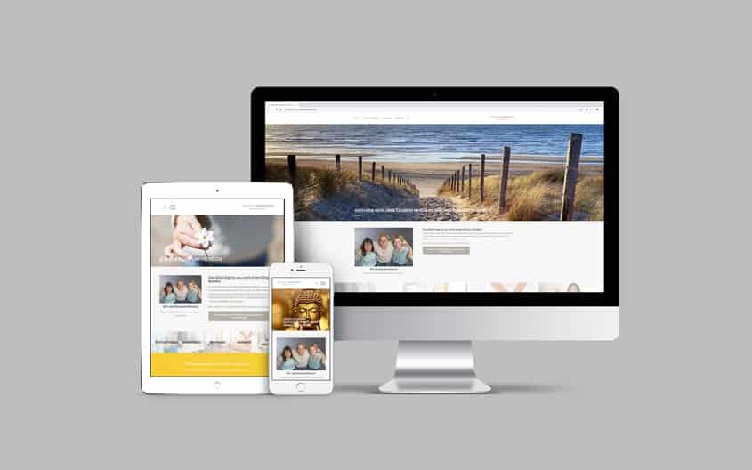 Webdesign und Corporate Design - Rundum Mensch