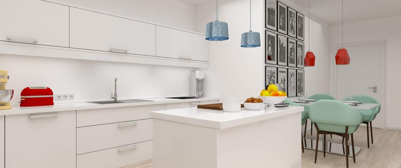 Haimbach Gärten - 3D-Visualisierung - Immobilienmarketing