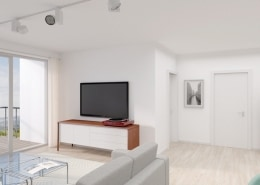 Haimbach Gärten - 3D-Visualisierung - Immobilienmarketing