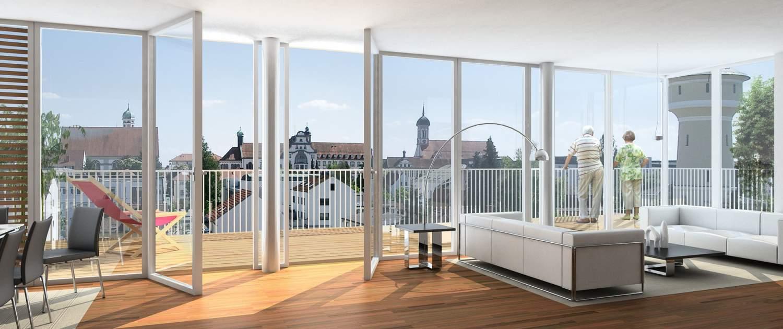 3D-Visualisierung - Für Ihr Immobilienmarketing - Loftagentur, Ihre Werbeagentur für Marketing, Design und Gestaltung in Fulda