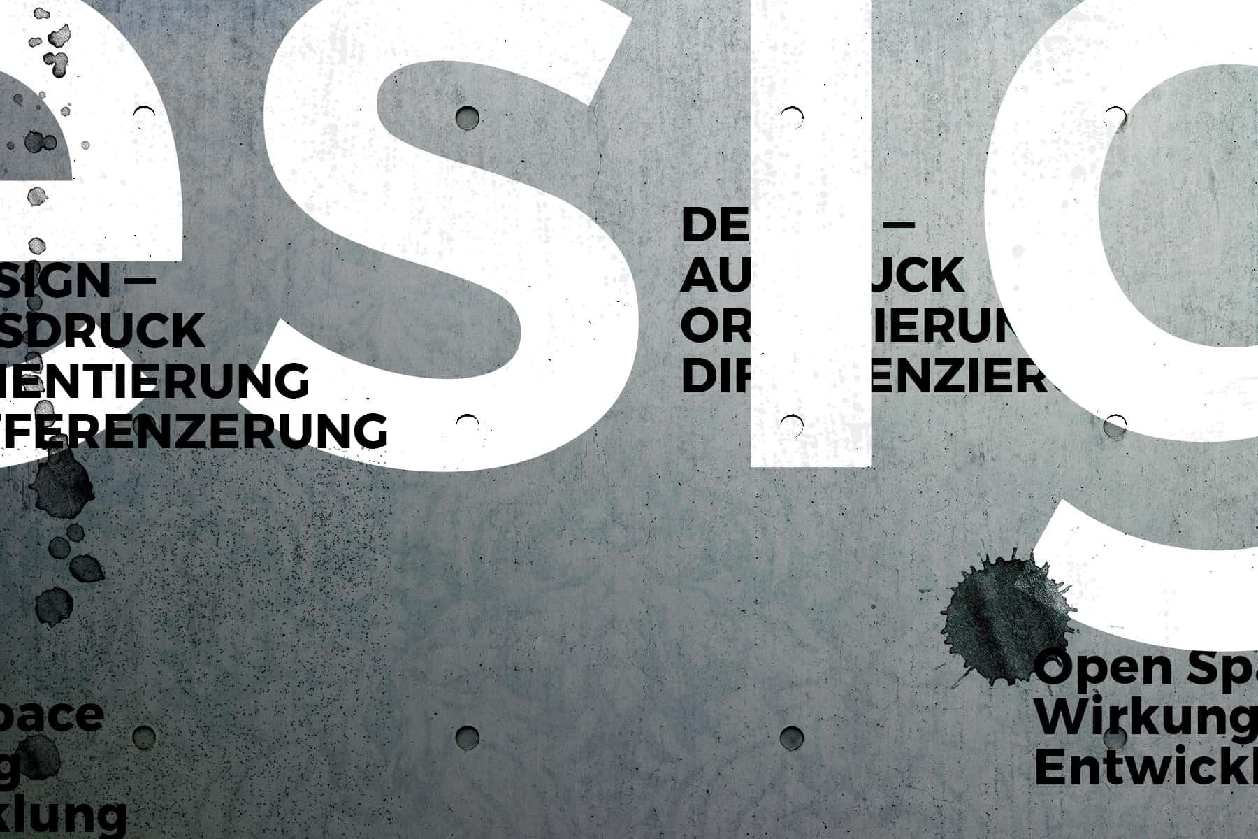 LOFTAGENTUR - Werbeagentur in Fulda - Typografie, Gestaltung, Design und Marketing, Gestaltung