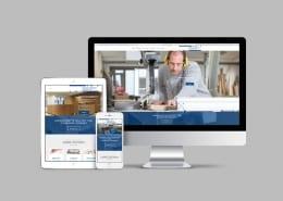 Schreinerei Rodemer - Webdesign